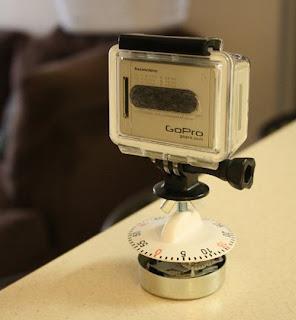 GoPro Time Lapse on Kitchen Timer