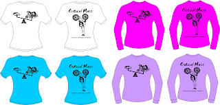 Ladies' Cycling T-shirt