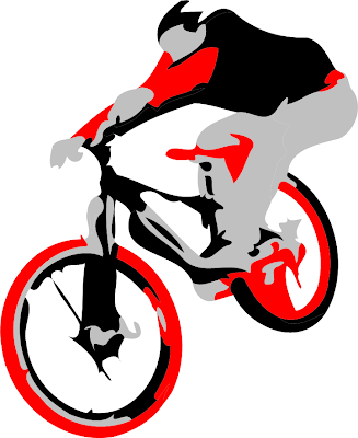 Mountain Bike Shirt - Free Vector Design
