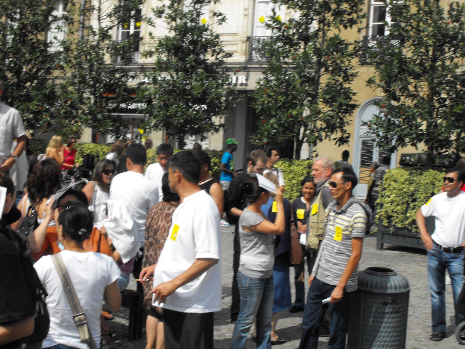 Rennes un toit c 39 est un droit 3000 manifestants - Sortir a rennes aujourd hui ...