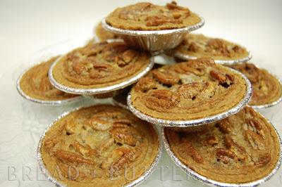 Bread + Butter: Mini Pecan Pie Tarts