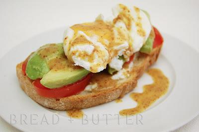 Bread + Butter: Vegetarian Egg Benedict