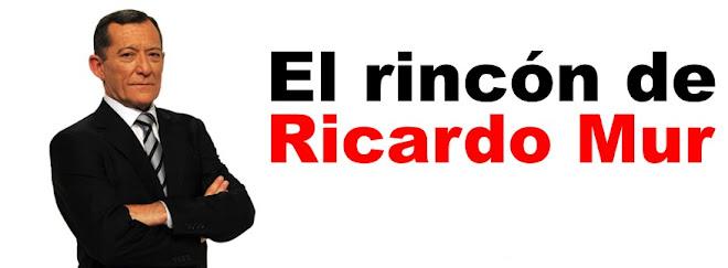 El rincón de Ricardo Mur.
