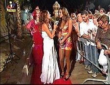 RITA PEREIRA NA FESTA 15 NOS DA TVI NO SASHA BEACH