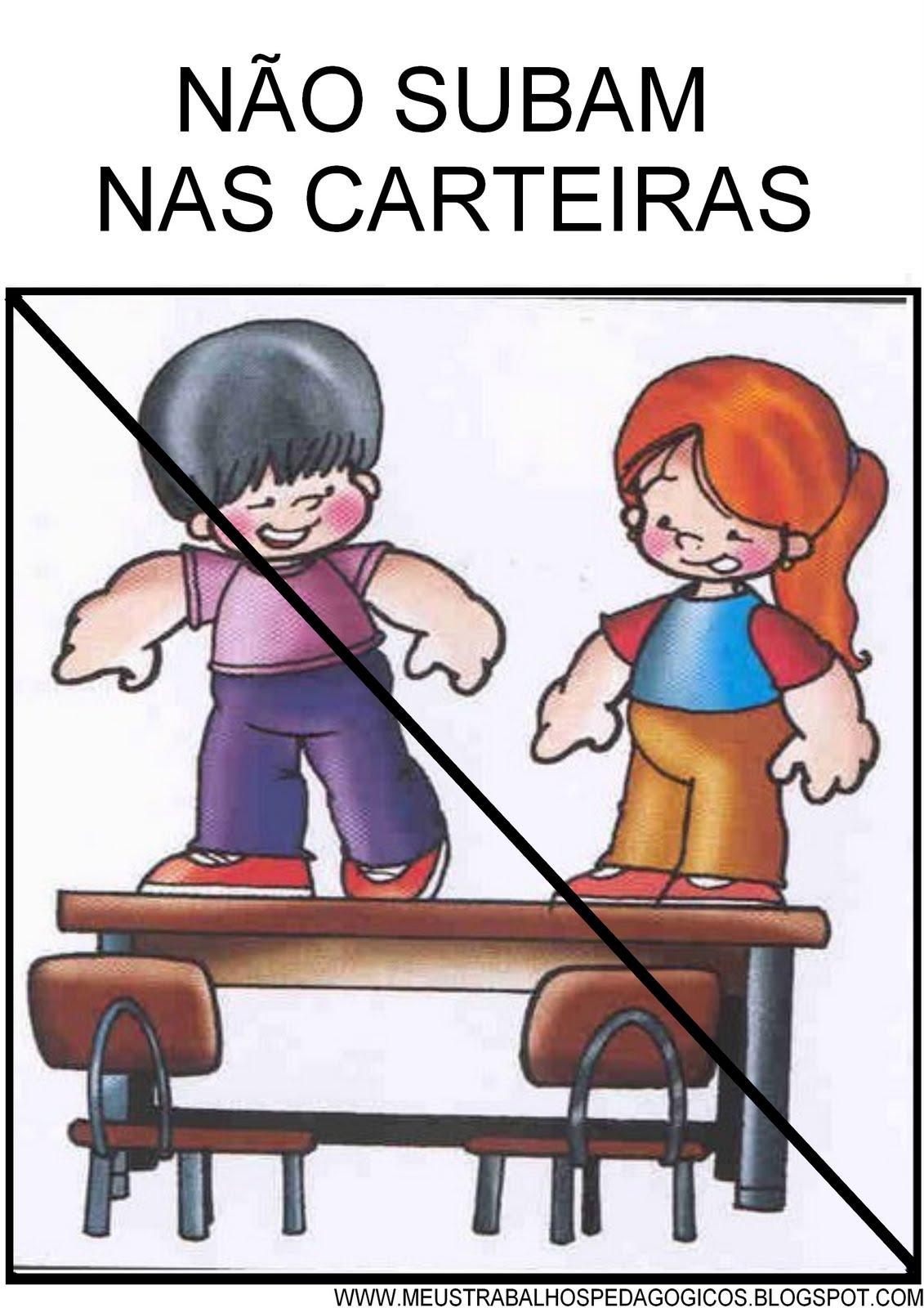 REGRAS DE CONVIV  NCIA PARA EDUCA    O INFANTIL