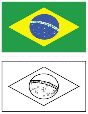 GEOGRAFIA EM FOCO Dica de Site Bandeiras de pases para pintar