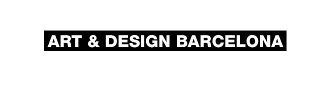 ART & DESIGN BARCELONA