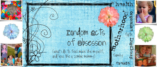 Random Acts of Obsession