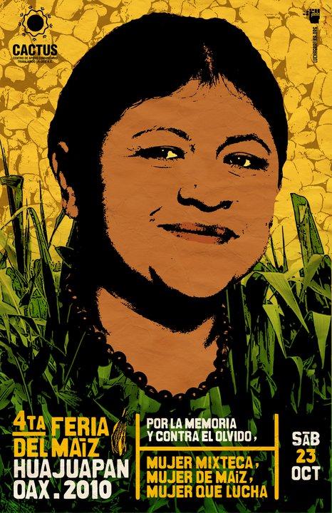 4a. FERIA DEL MAÍZ 23 de octubre, en Huajapan