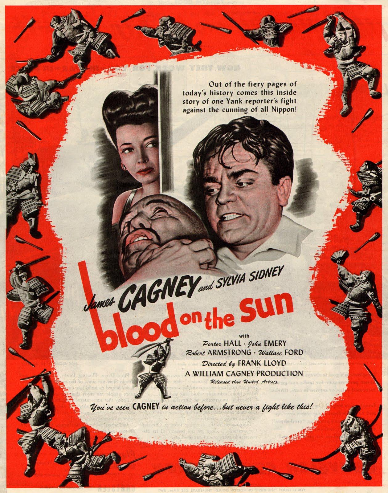 Blood on the Sun movie