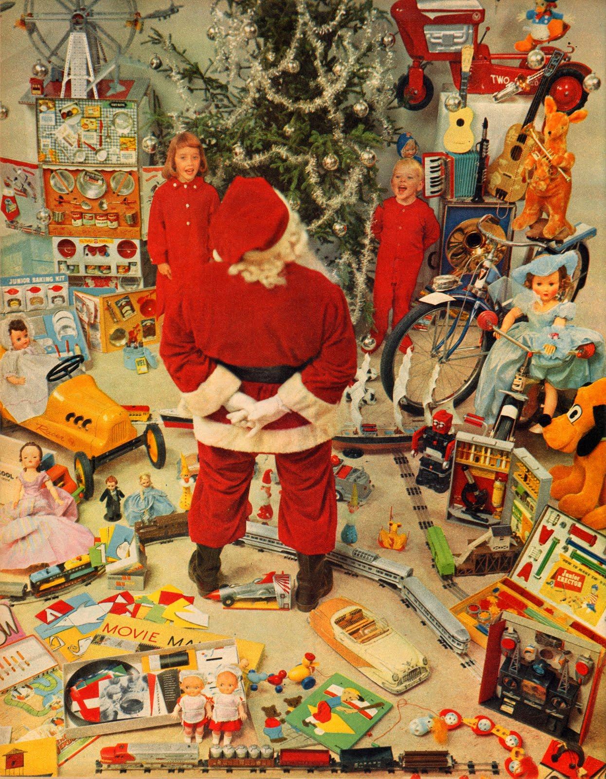 Retro Christmas Toy : Neat stuff christmas presents