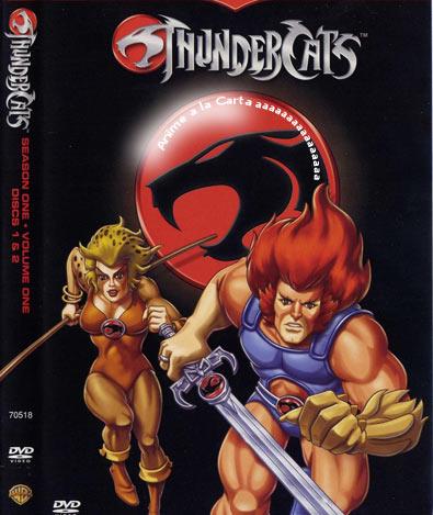 Thundercats Kids on Thundercats Temporada 1 Discos 1 Y 2
