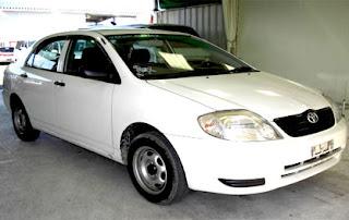2003 Toyota Corolla on Sale