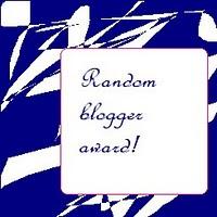 Random Bogger Award