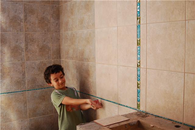 Bachas Para Baño De Vidrio:Guarda para baño