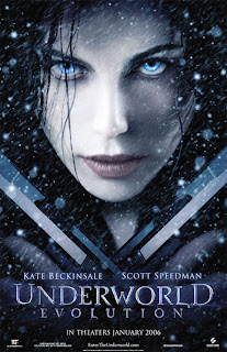 Underworld 2: Evolution Poster