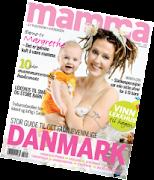 """Vimplene mine er med i reportasje i """"Mamma""""."""