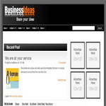 Blogspot Business Ideas Template