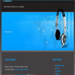 Voip Music Template