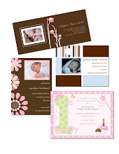 Annoucements & Invitations