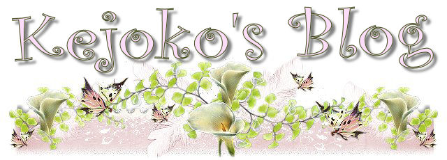 Kejoko's Blog