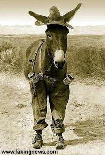 Friendly Donkeyman