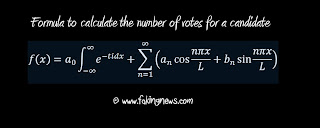 Counting Formula