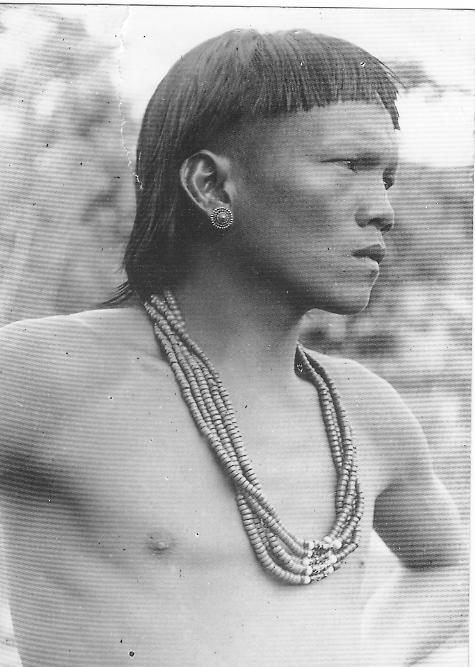 Murut Man from The Woolley Bequest, 1909.
