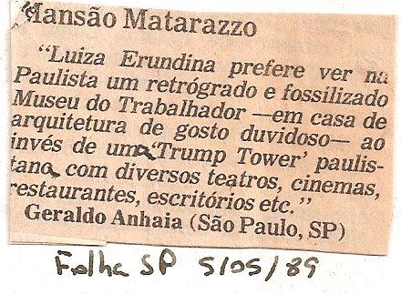 Mansão Matarazzo