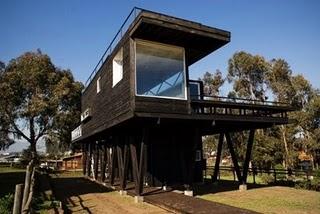La madera en la arquitectura casas ecol gicas con madera - Casas ecologicas de madera ...