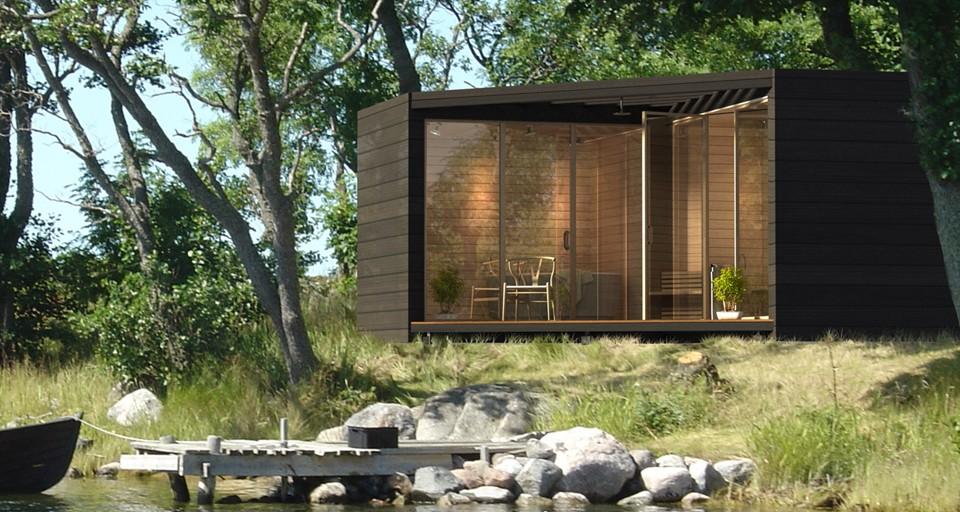 La madera en la arquitectura casas de madera minimalistas for Ideas arquitectura para casas
