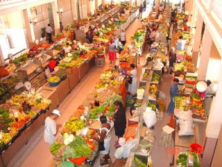 O Mercado!