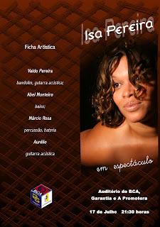 Isa Pereira - Terra Minha