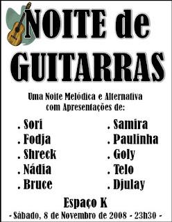 Noite de Guitarras