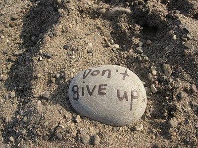 """Blogs - Cheiro de """"give up"""""""