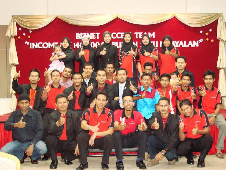B.I.Z.N.E.T.  SUCCESS  TEAM - UTARA