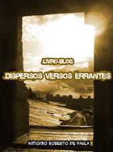 Livro-blog Dispersos Versos Errantes