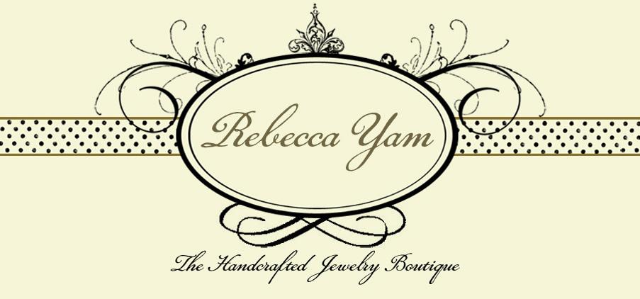 Rebecca Yam Ear-Rings