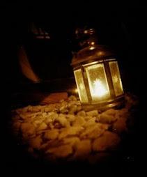 A la luz de un candil
