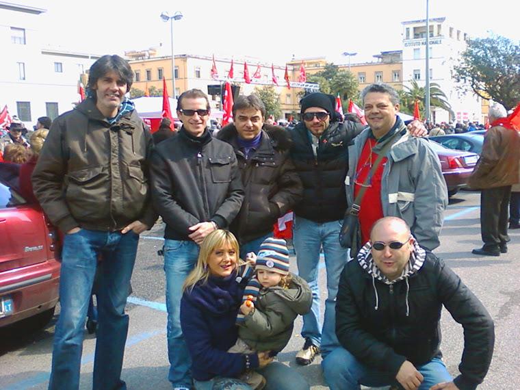 sciopero generale CGIL 12 marzo 2010