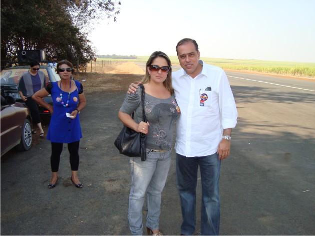 O Deputado Federal Paulo Abi Ackel Retorna à Lagoa da Prata