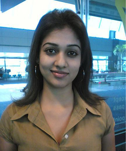 Nayanthara Without Dress