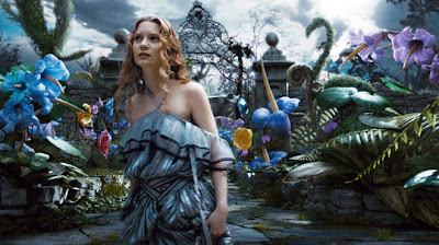 Alice in Wonderland Movie Review