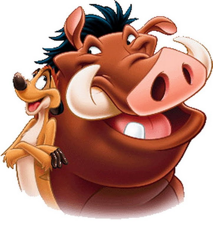 pumba and simon