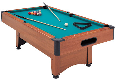 A Clean WellLighted Place Everyone Wants A Pool Table Until They - How to put a pool table together