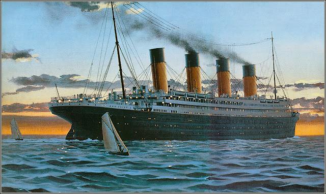 Nom collier titanic