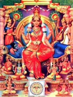 Divine Downloads  Devi wall papers and paintings