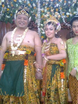 Prosesi Pernikahan Mas Eko