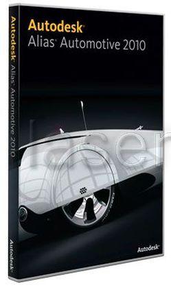 Autodesk Alias Automotive v2010 WiNNT2K Autodesk Alias Automotive software,