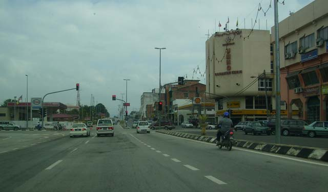 Gerik Malaysia  city photos gallery : Raban Gerik Nenering 30.12.07 :: Morning |The Journey
